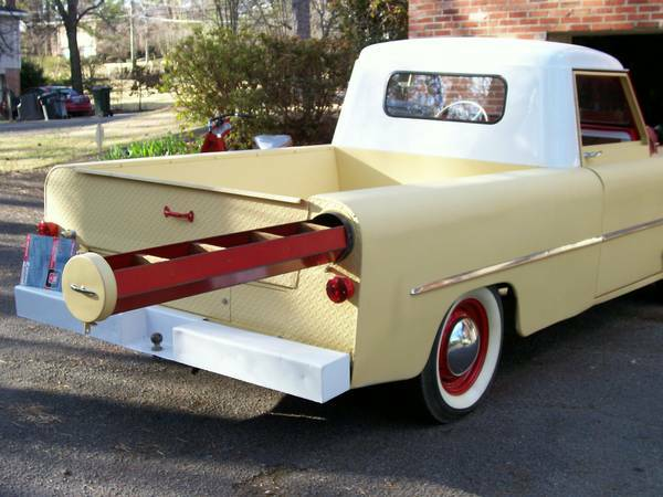 Just A Car Guy The Powell Sport Wagon A Rare California Made Truck And This Might Be The Best