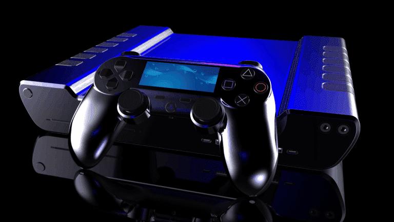 براءة اختراع جديدة لشركة Sony  متعلقة بجهاز PS5