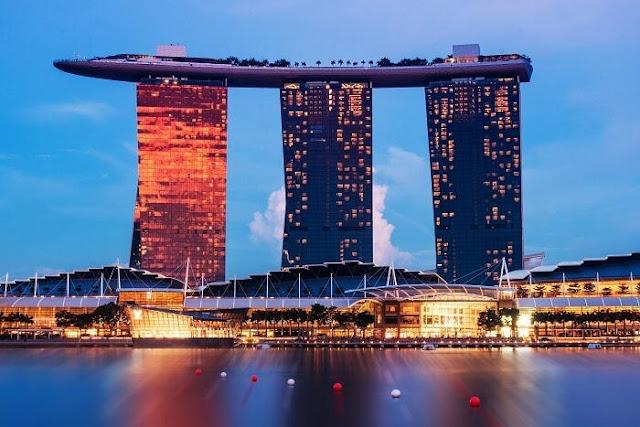 tour singapore cruise - tuyệt vời