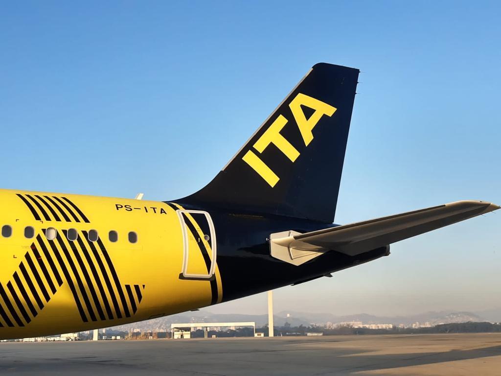 Itapemirim Transportes Aéreos dobra o número de passageiros