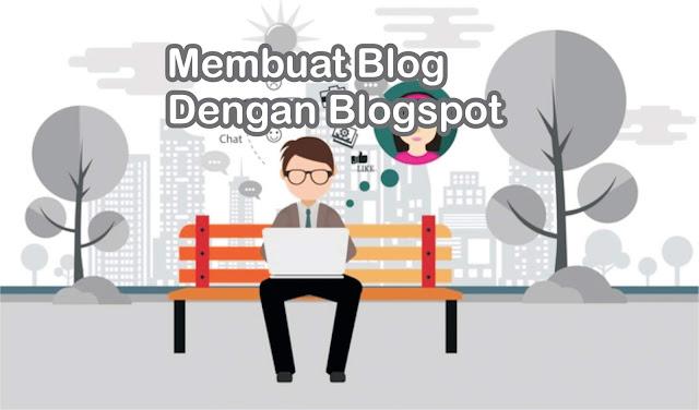 membuat blog dengan blogspot