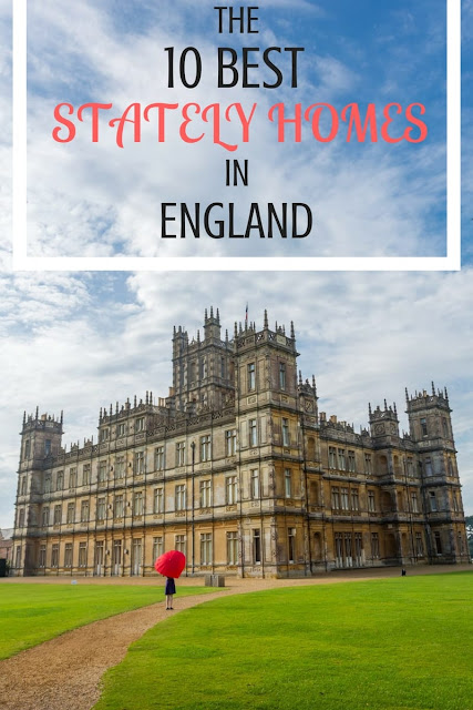 10 of the best stately homes to visit in England, from Blenheim Palace to Wentworth Woodhouse!