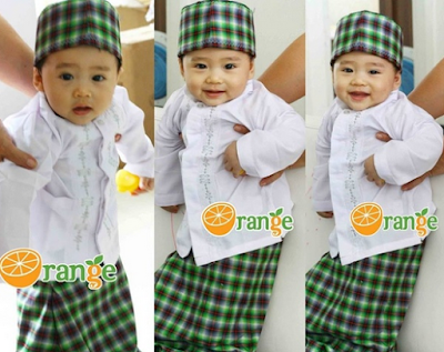 Model Baju Muslim Bayi Laki - Laki Terbaru
