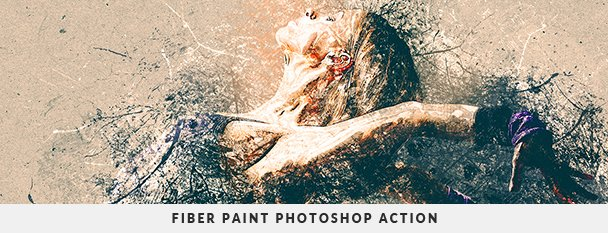 Painting 2 Photoshop Action Bundle - 79