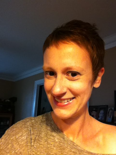 short haircuts for cancer patients katydid cancer day 330 post chemo haircut 3723 | IMG 0051