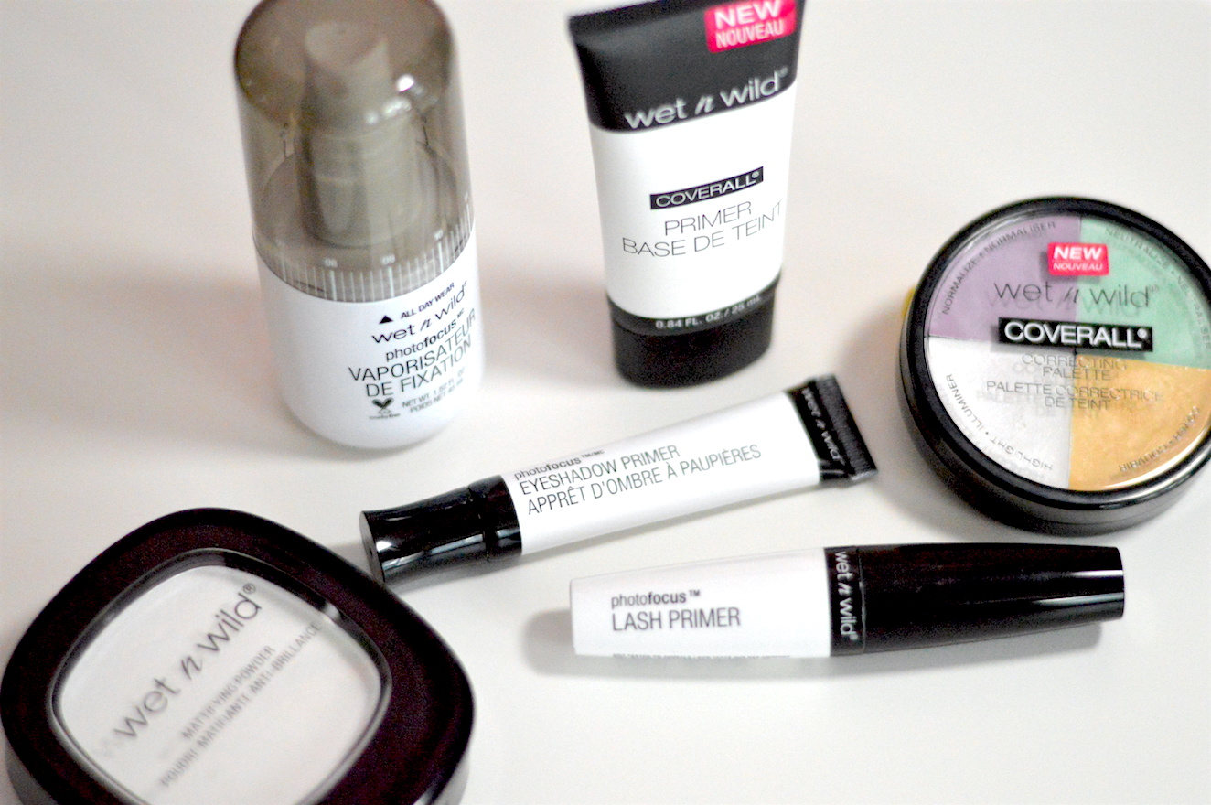 Wet N Wild Reviews Primers Powders Setting Spray Classically