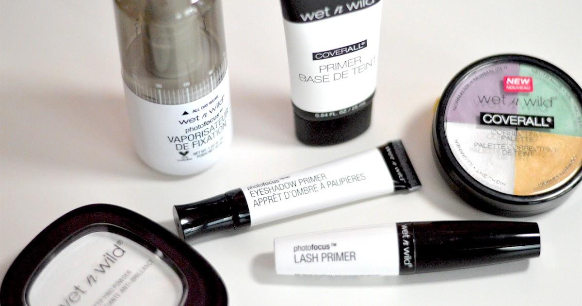 Wet N Wild Reviews Primers Powders Amp Setting Spray