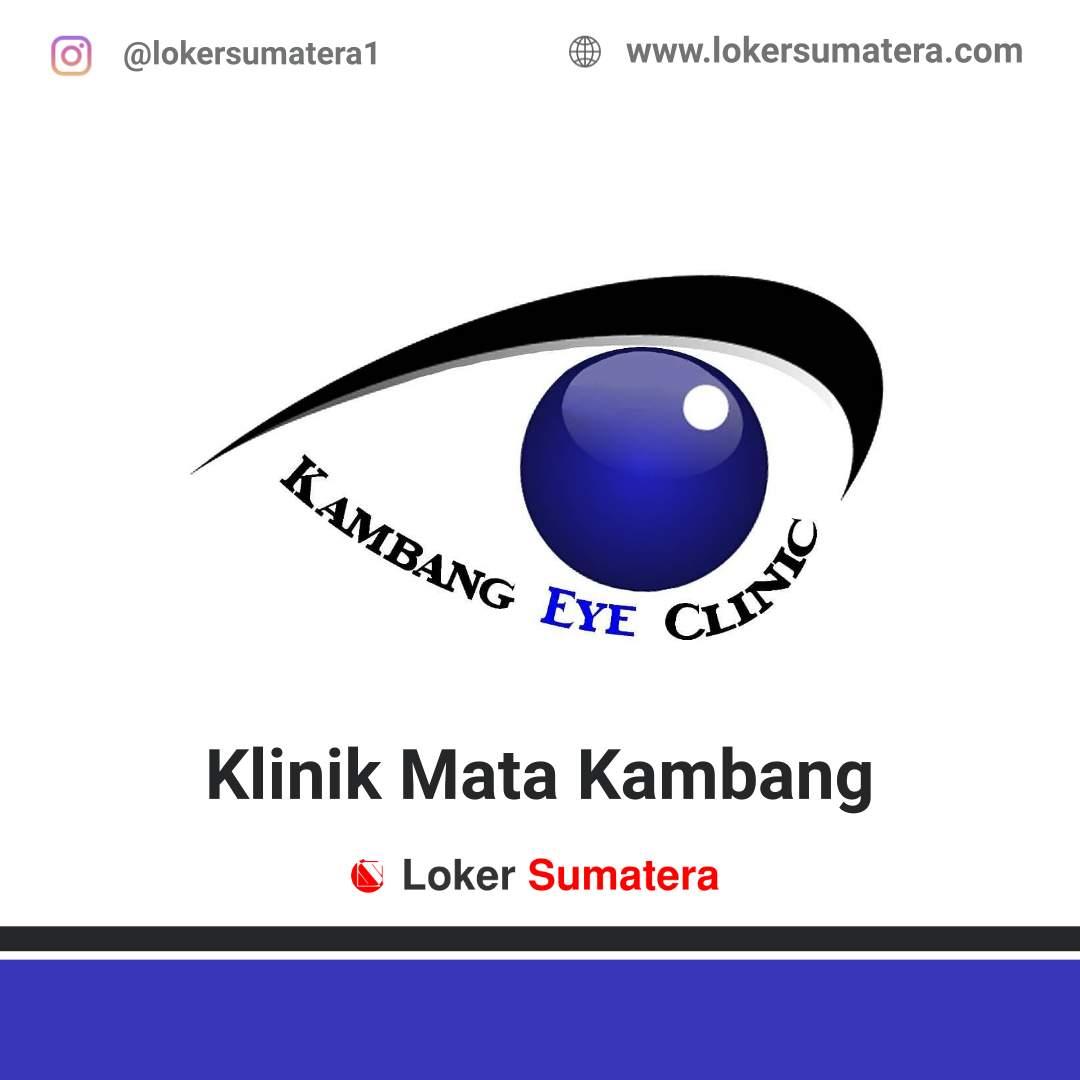 Lowongan Kerja Jambi: Klinik Mata Kambang Maret 2021