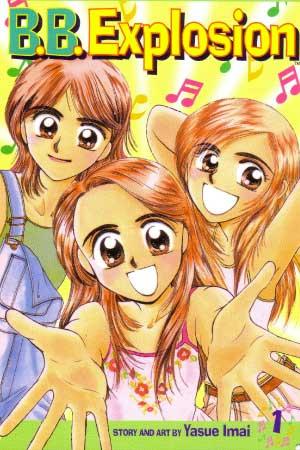 Hajikete B.B. Manga