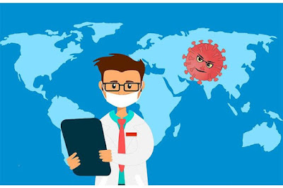 Ciri Virus Corona dan Data Terupdate Perkembangannya di Indonesia