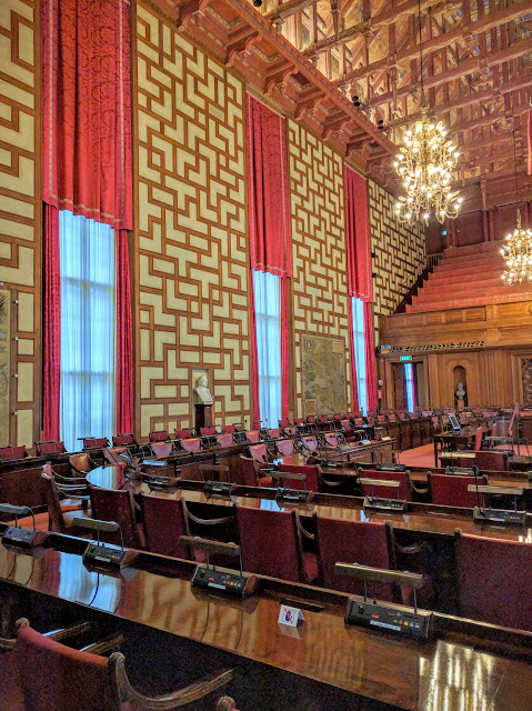 Stockholm City Council Chamber