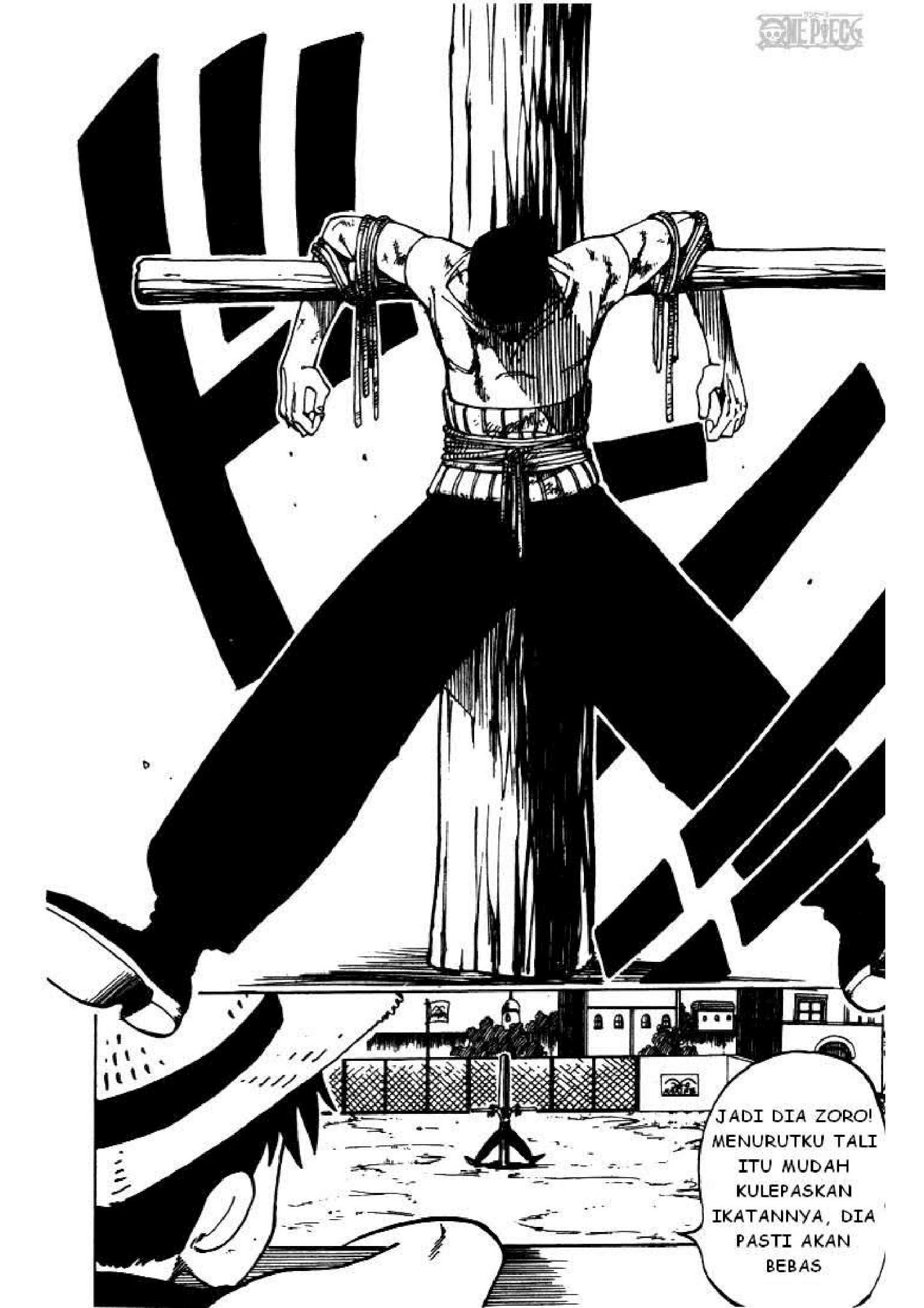 Manga One Piece Chapter 0003 Bahasa Indonesia