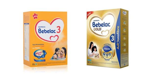 Formula Bebelac 3