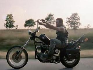 Daryl Dixon Motobike