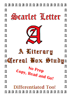 Chapin-Pinotti Scarlet Letter Lessons