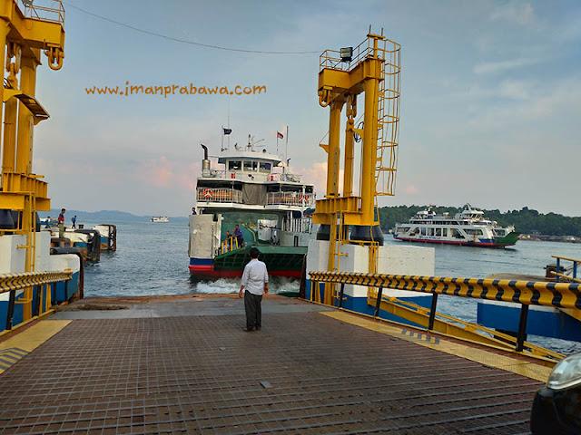 Pengalaman Naik Kapal Roro Dari Batam