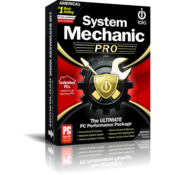 Download System Mechanic Professional Full version