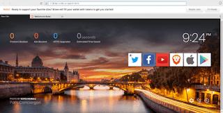 Amankan Privasi Anda Menggunakan Brave Browser Dan Cara Installasinya Di GNU/Linux
