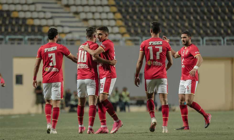 ملخص واهداف مباراة الاهلي وانبي (3-1) الدوري المصري