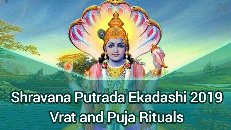 Shravana Putrada Ekadashi 2019 Vrat and Puja     - AstroSage Magazine