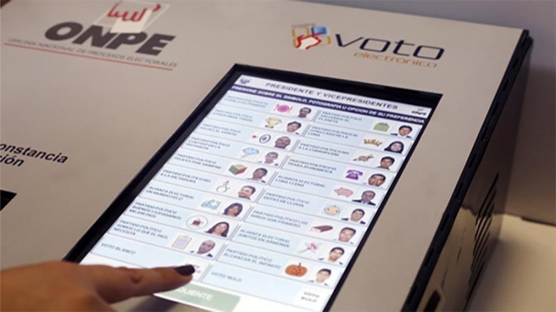 Información Electoral 2016