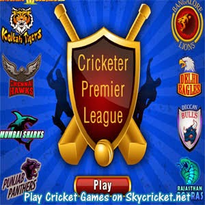 Play Cricket Premier League T20 Game