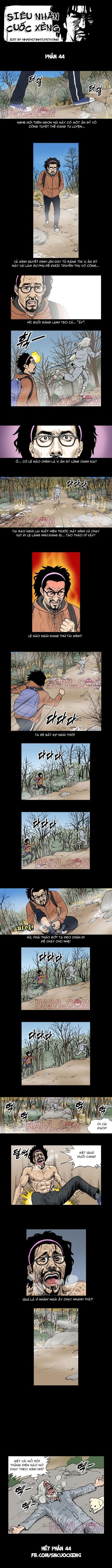 Siêu nhân Cuốc Xẻng (full bộ) phần 44