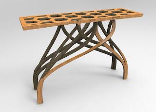Дизайнер из Британии выращивает мебель прямо у себя в саду