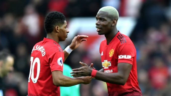 Manchester United Thinking of Pogba leaving on a swap deal
