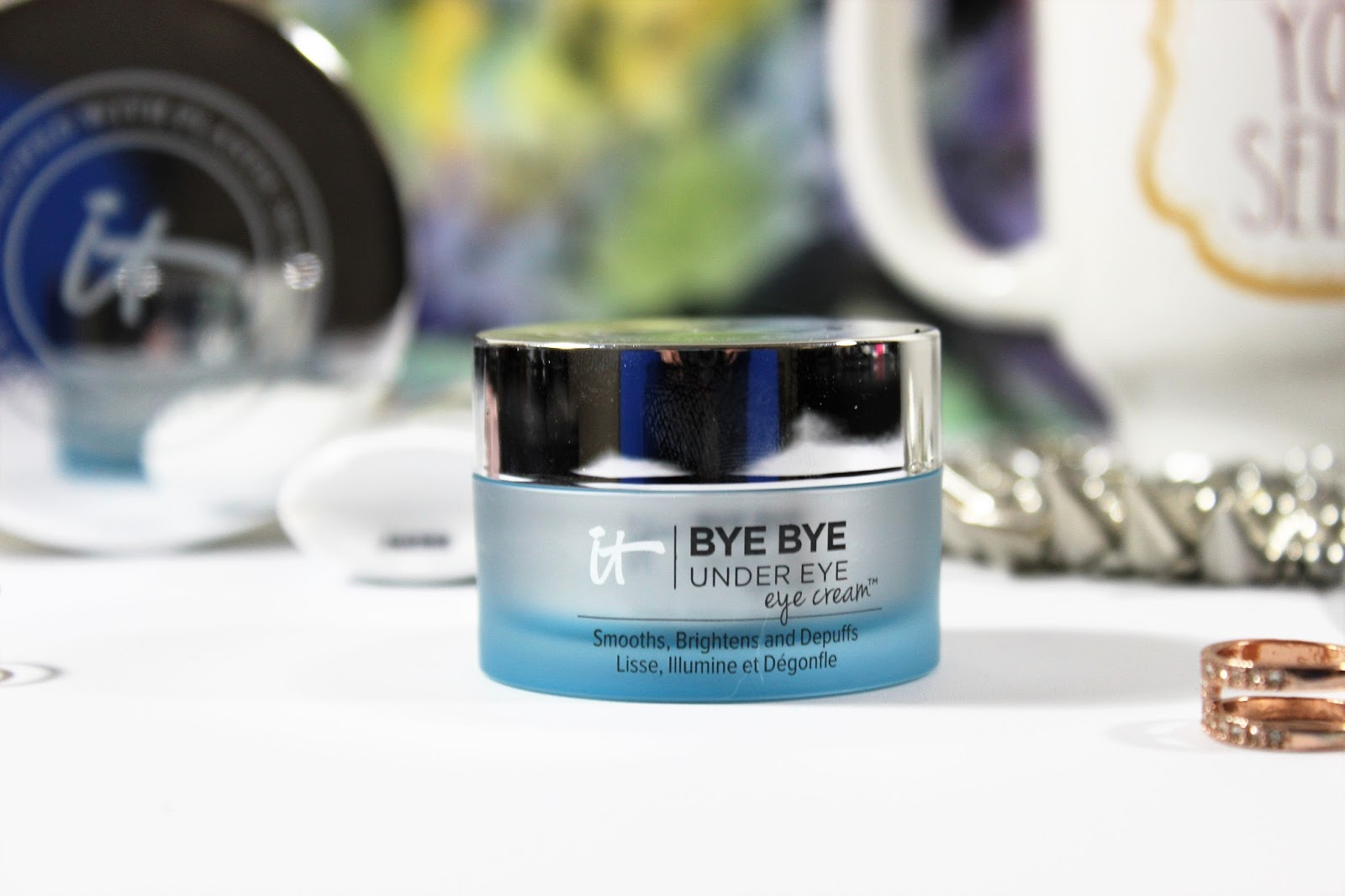 It Cosmetics bye bye eye cream review