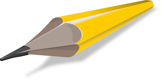 Contoh teks deskripsi tentang pensil