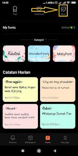 Cara Ganti Font Di Ponsel Xiaomi Tanpa Root