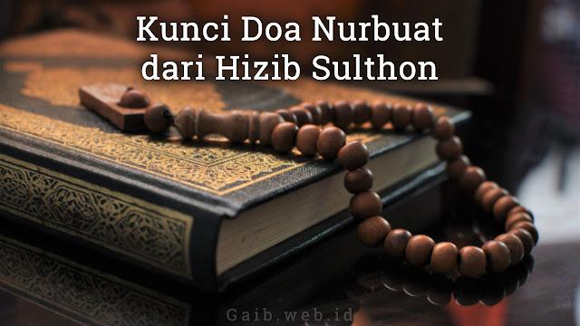Kunci Doa Nurbuat dari Hizib Sulthon