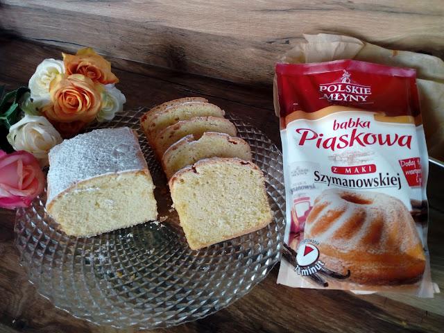 babka piaskowa od polskie mlyny ciasto w proszku gotowa mieszanka do wypieku ciast idealna babka keks waniliowa babka