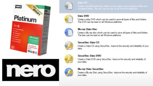 تحميل برنامج نيرو7 النسخة الاصلية برابط مباشر Nero للكمبيوتر