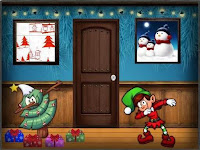Amgel Christmas Room Esca…