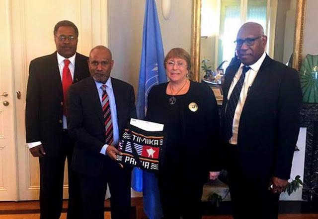 Petisi 1.8 Juta Rakyat Papua Bisa Dijadikan Bahan Rujukan