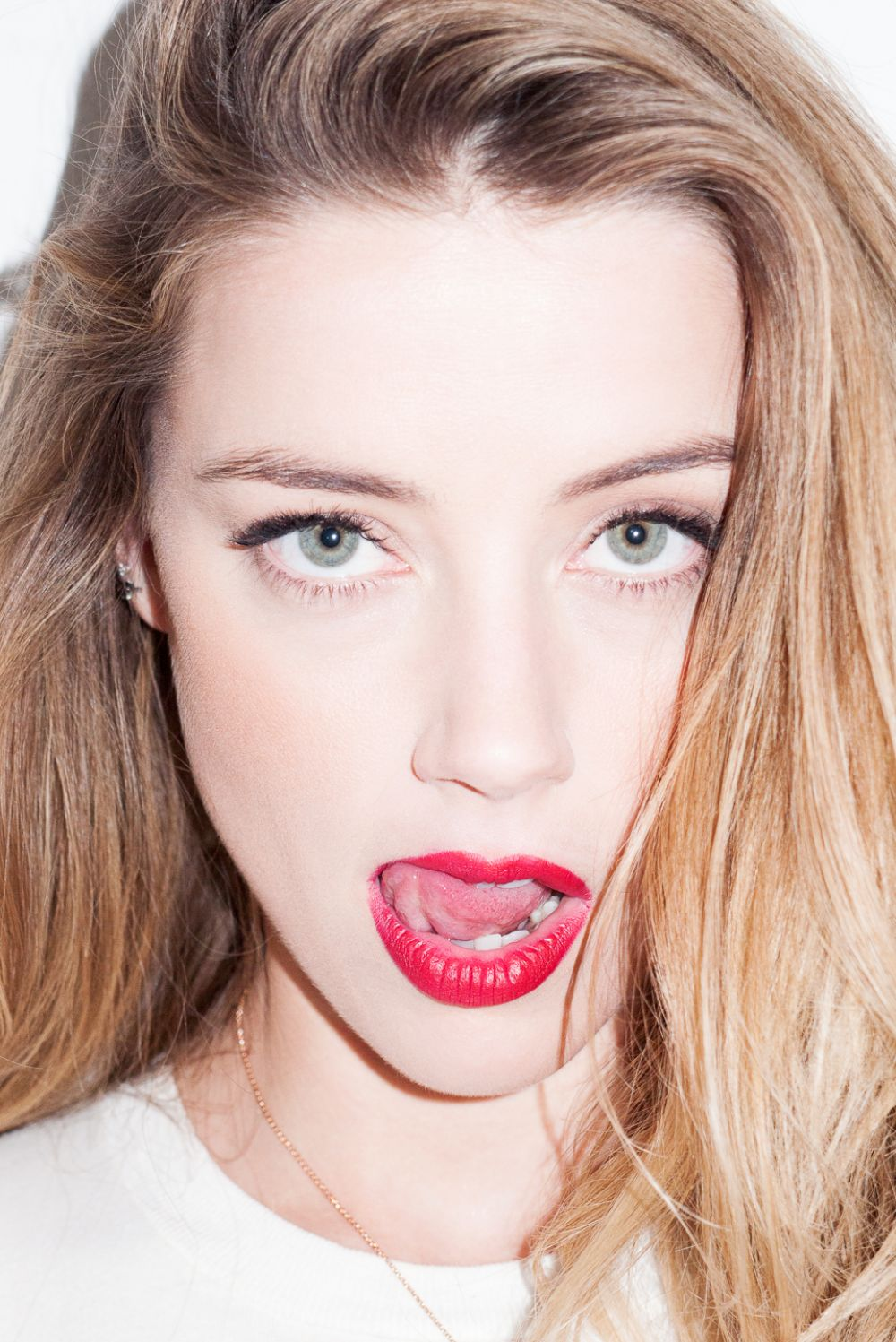 Amber Heard Hot Photoshoot by Terry Richardson