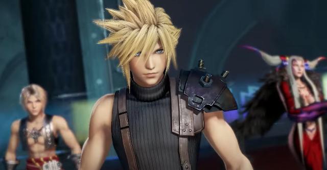 Dissidia Final Fantasy NT presenta héroes y villanos en nuevo vídeo