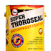 Waterproof your homes with JDI's Super Thoroseal and Waterplug this wet season