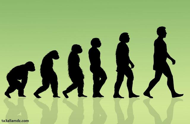 نظرية داروين