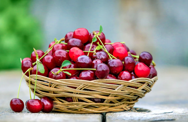 What are the benefits of cherries to the body - to the skin - to the heart - to diabetes
