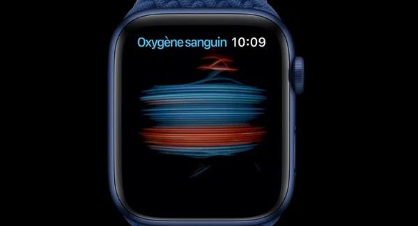 Comment mesurer le niveau d'oxygène dans le sang sur iWatch?