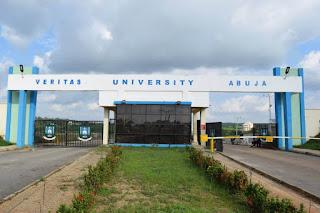 courses in veritas university