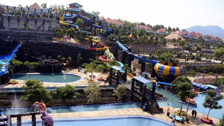Harga Tiket Masuk Kediri Waterpark 2020