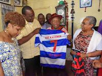 kd - RIP Legend-Kenyans pay glowing tribute to fallen football legend JOE KADENGE (LOOK)