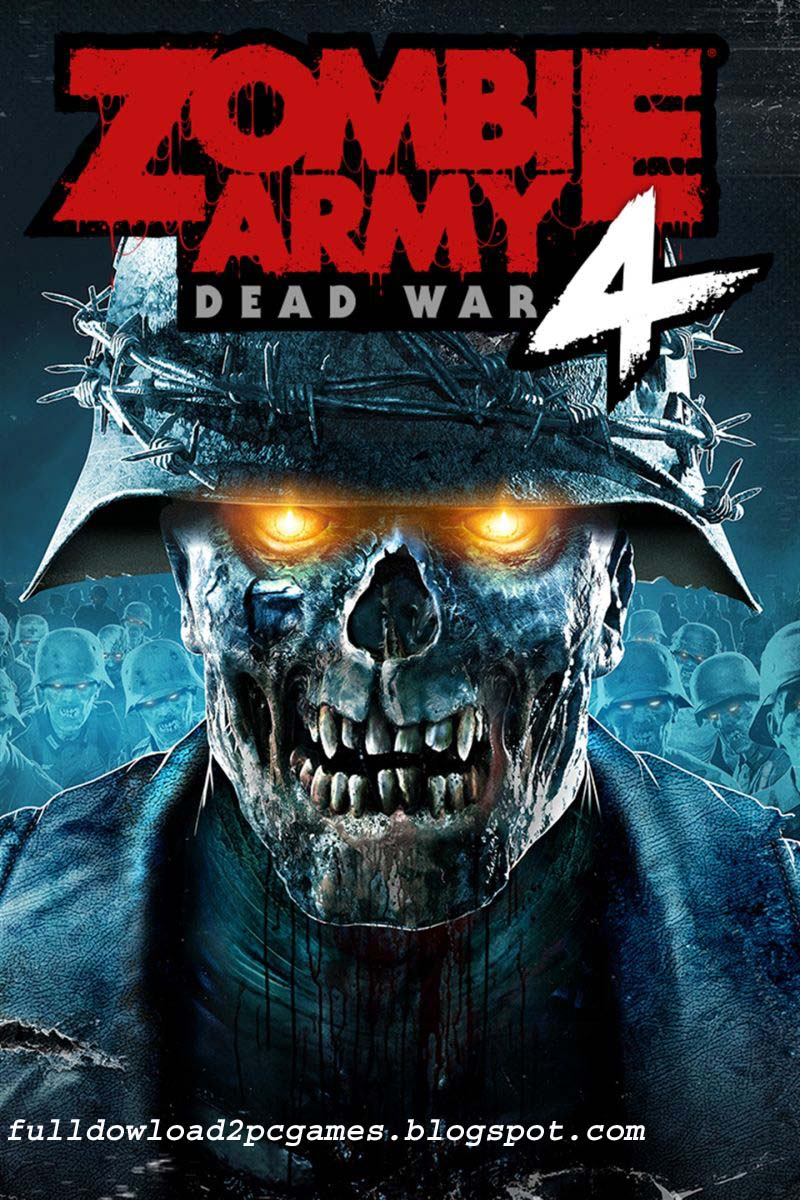 This Is An Excellent Tactical Shooting With Survival Horror Video Game Developed And Publ Zombie Army 4 Dead War-EMPRESS Free Download PC Game