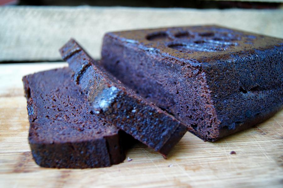 Ciasto z czerwonej fasoli - fit, sweet i w kilka minut.