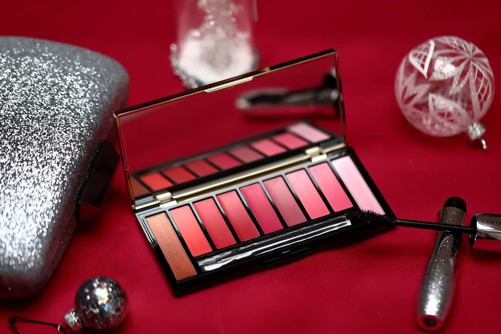 Lancome Collection Noel 2019 Lip Palette Avis
