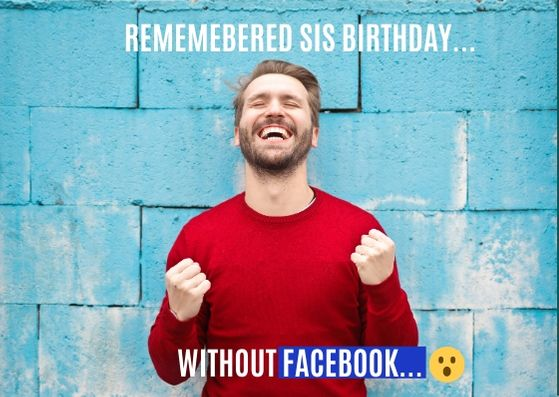 Sister birthday memes for facebook